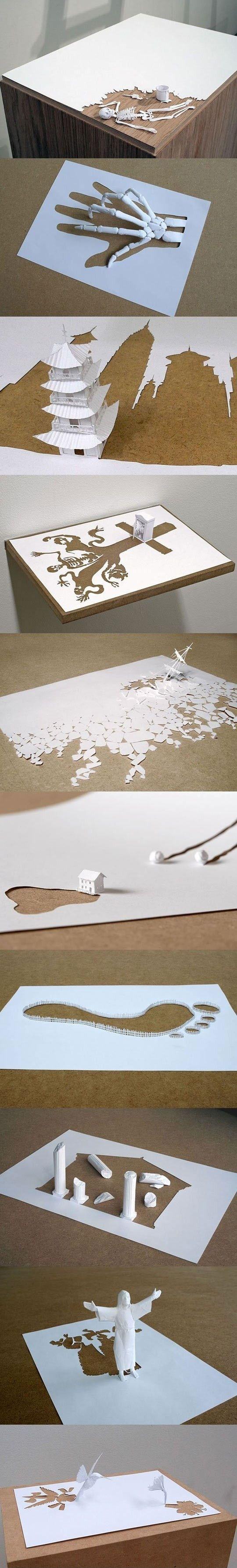 Nice Paper Art