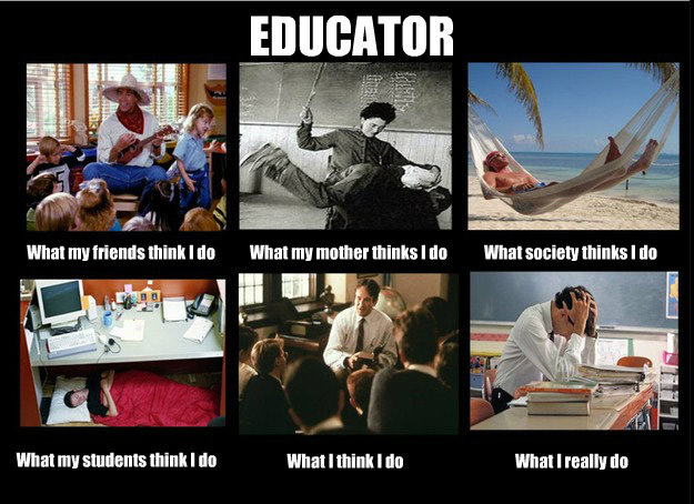 Educator - Teacher